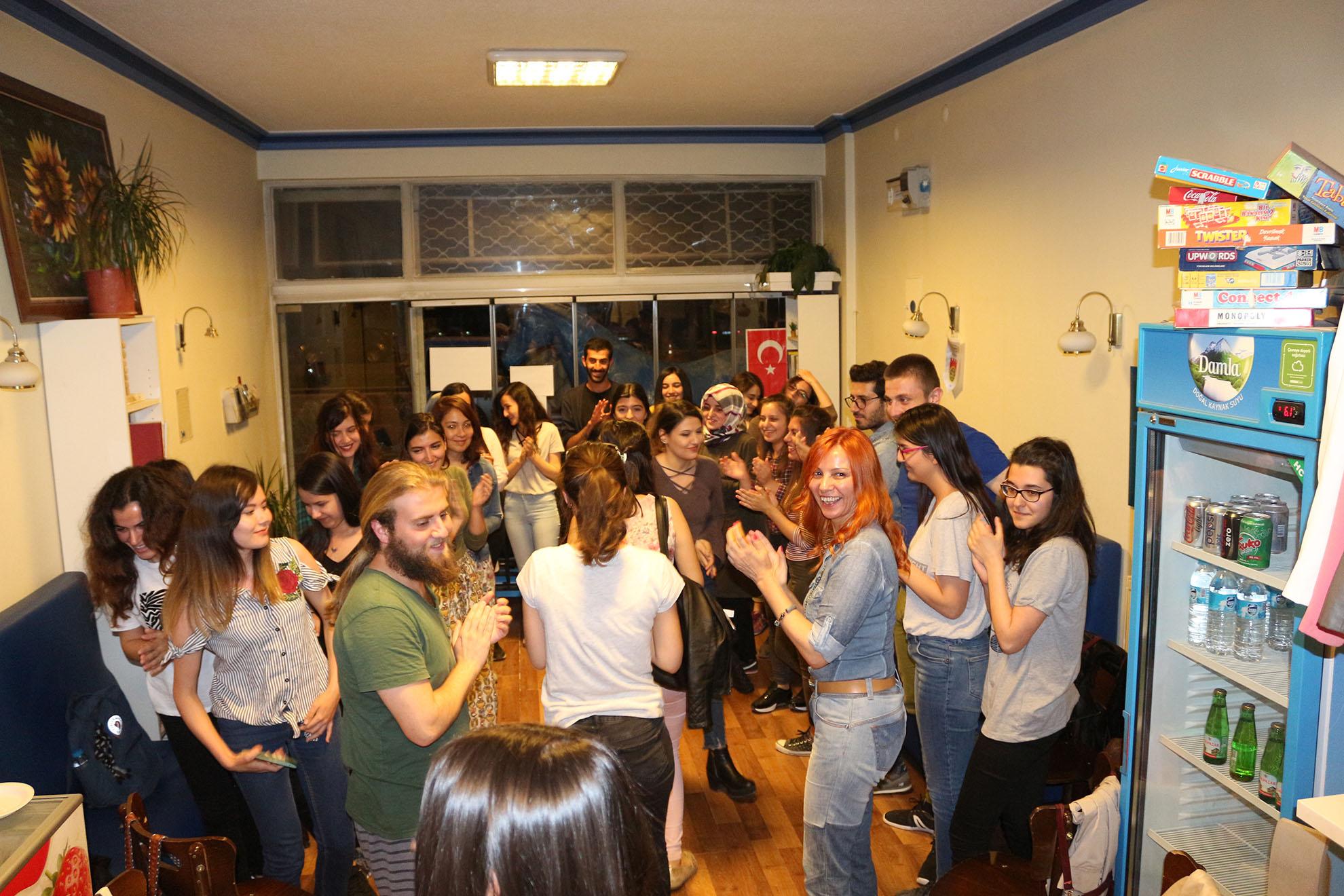 Psikodrama workshopu gerçekleştirildi