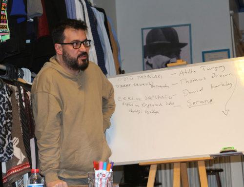 Ergenlerde Dikkat Eksikliği semineri Mavi At Kafe'de gerçekleştirildi